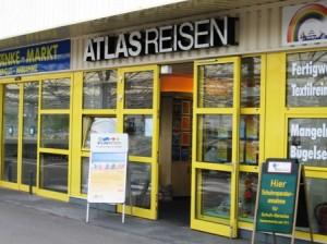 Atlasreisen Reiseüro in Magdeburg bei Selgros