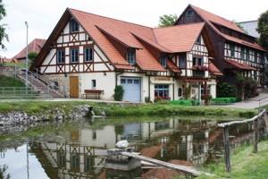 """Fischrestaurant """"Zum Klosterfischer"""" in Blankenburg im Harz"""