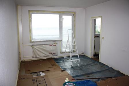 umzug nach egeln und renovierung einer wohnung in magdeburg. Black Bedroom Furniture Sets. Home Design Ideas