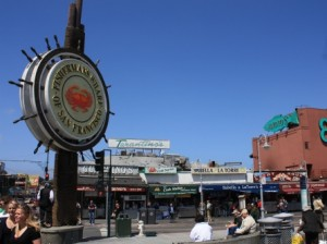 Fisherman´s Wharf San Francisco
