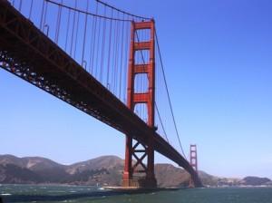 Golden Gate Bridge Fort Point