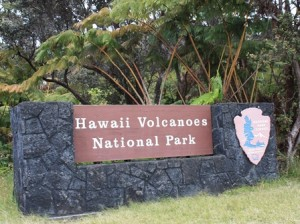 Hawaii Volcanoes Nationalpark
