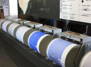 Seismografen im Jaggar Museum