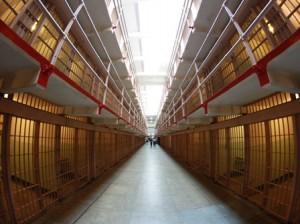 Zellenblock Alcatraz Tour
