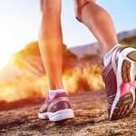 Sportlich aktiv und fit
