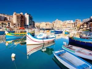 Sprachreise und Urlaub auf  Malta