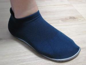 Leguano Sneaker Test