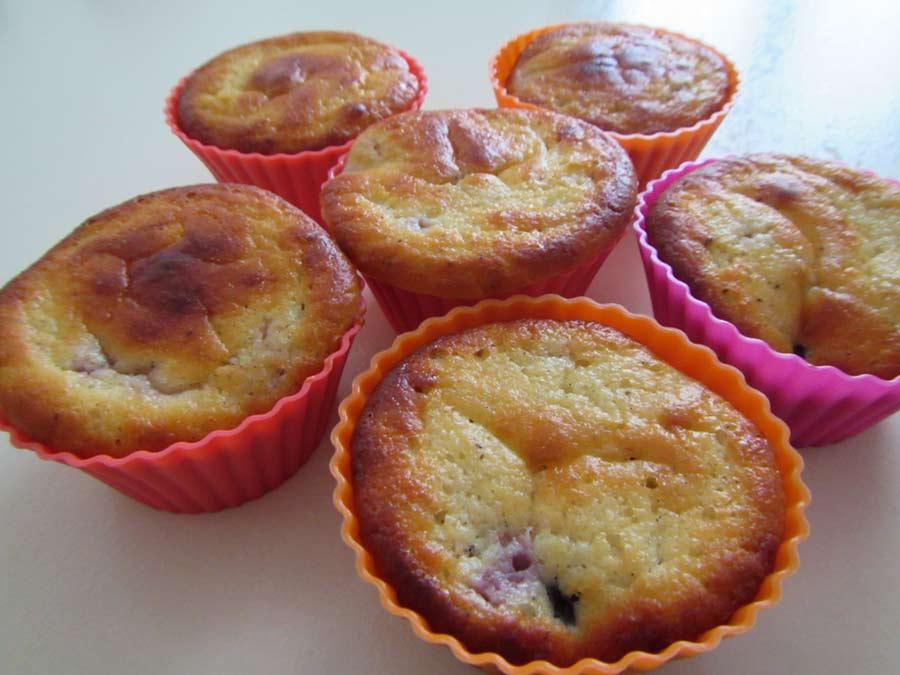 Rezept und Zubereitung - Low Carb Käsekuchen-Muffins