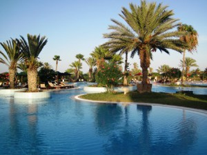 Pool Hotel Djerba Plaza