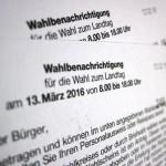 Wen soll ich wählen? Landtagswahl Sachsen-Anhalt