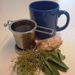 Rezept für selbstgemachten Erkältungstee